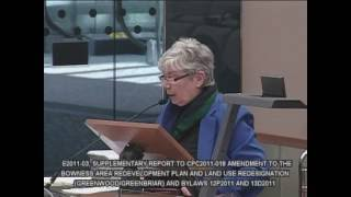 YYCCC 2011-05-09 Calgary City Council - Video Archive - May 9, 2011