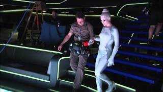 Tron Legacy Behind The Scenes B-Roll Footage Part 1