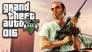 GTA V (GTA 5) [HD+] #016 - Trevor, Vollsympath und Menschenfreund ★ Let's Play GTA 5 (GTA V)