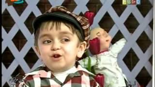 یاسین درباره بچه می گوید