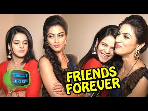 Xxx Mp4 Thapki Shraddha Surprise Us With Their Offscreen Friendship Thapki Pyar Ki 3gp Sex
