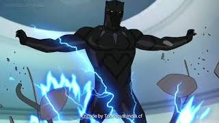 Black Panther Intro | Avengers Assemble Secret War | In Tamil