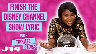 K.C. Undercover's Trinitee Stokes Sings Disney Channel Show Theme Songs   Finish the Lyrics