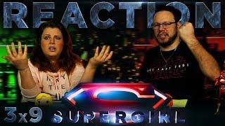 Supergirl 3x9 REACTION!!