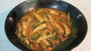 How to make kajoli macher torkari