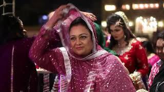 Pakistani Wedding highlights Khuzamia Bin Tahir