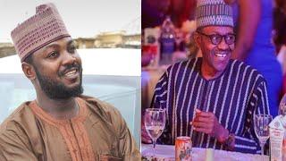 Adam A Zango yayiwa Buhari waka mai zafi