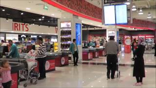 Inside Dubai Airport terminal 2