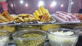 Interesting and beautiful street food in Iran