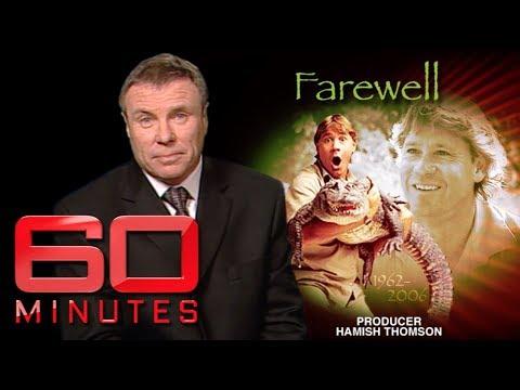 Farewell Steve Irwin 2006 Remembering the Croc Hunter 60 Minutes Australia
