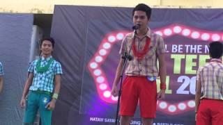 Teen Idol 2015 part 1