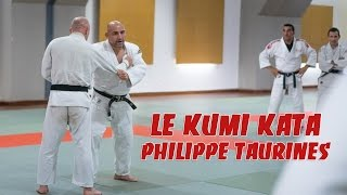 Judo | Le Kumi Kata par Philippe Taurines