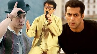 Jackie Chan Funny Reaction On Aamir Khan And Salman Khan   Best Action Star In Bollywood