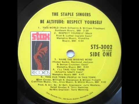 The Staple Singers Respect Yourself