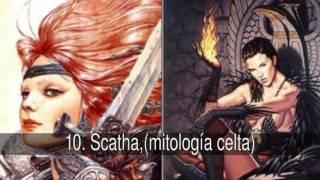 Las más famosas diosas de diferentes mitologías