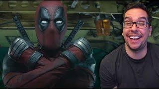Deadpool 2 Full Trailer Reaction