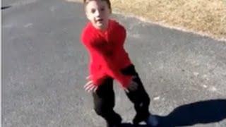 What Is That!! White Kid Vs Black Kid Dance