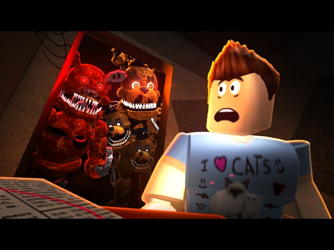THEY RE ALIVE FNAF PIZZERIA TYCOON IN ROBLOX