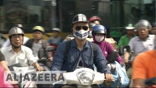 Hanoi plan to ban motorbikes by 2013 to combat congestion