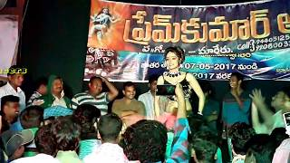 Chandhini dance shows - Musical dance  - Rakasamma Jatara Vizag