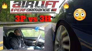 Airlift Performance: 3P VS 3H Driving Review! Part 2