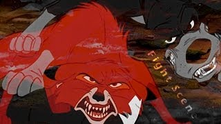 The Fox and the Hound - Fight Scene HD