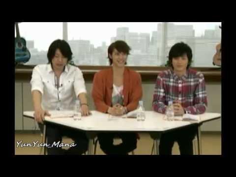 Kanesaki Kentaro & Ono Kento & Hamao Kyousuke