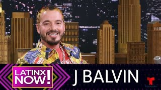 J Balvin Confiesa En Entrevista Cuál Es Su Sueño | Latinx Now! | Entretenimiento
