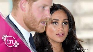 Herzogin Meghan: DARUM  hätte sie Harry fast nicht kennengelernt