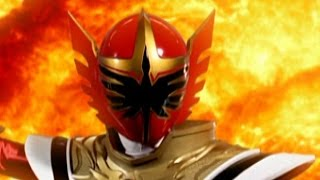Power Rangers Mystic Force - Legendary Warrior Mode First Fight