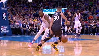 Steph Curry - Superb Separation (Don't Switch)