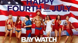 Baywatch Official Trailer 1 (2017) Dwayne Johnson Zac Efron
