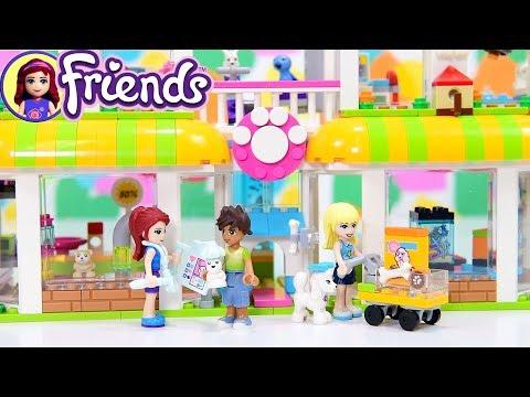 Xxx Mp4 Lego Friends Heartlake Pet Center Shop Build Silly Play 3gp Sex