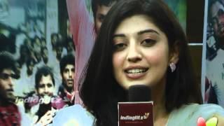 Pranitha On 'Saguni' & Karthi