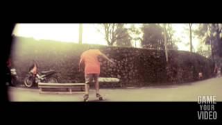 Puncak street skateboarding part1 (bogor)
