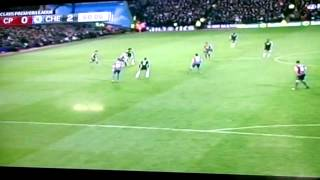 Willian Goal vs. Crystal Palace. 1-3-16