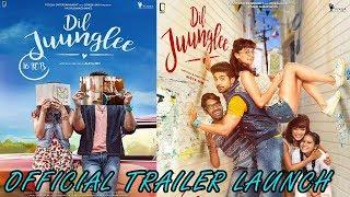 Dil junglee Trailer 2018 | Taapsee Pannu | Saqib Saleem | Dil junglee Official Trailer Launch 2018