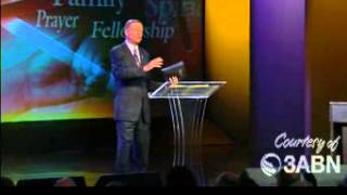 The Letter to The Church of Laodecia Message - Mark Finley Video Sermon