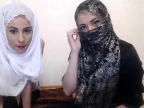 arab hijab beauty
