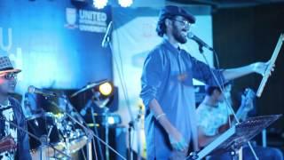 Bokul ful bokul ful -AAMRA Band Performance at UIU UNPLUGGED 5