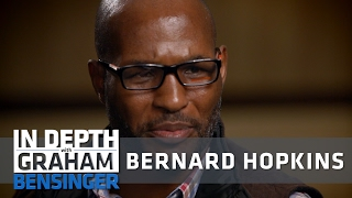 Bernard Hopkins: Soda is like liquid crack