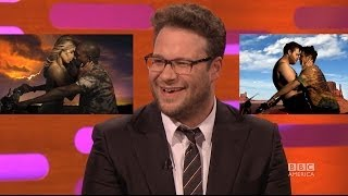 SETH ROGEN's Tribute to Kim & Kanye's Bound 2 Video - The Graham Norton Show on BBC America