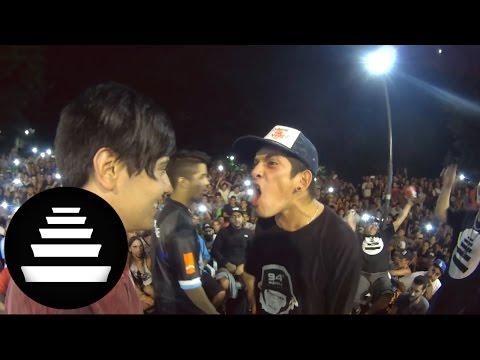 KLAN & REPLIK vs MKS & DUKI FINAL Pretemporada 2vs2 2017 El Quinto Escalón