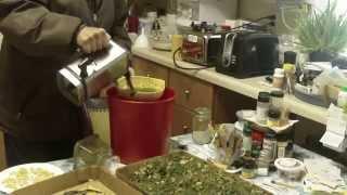 Making Natural Liquid Organic Fertilizer (2) by Randy L. Birth Sr.