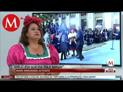 Xxx Mp4 Pido Ayuda A AMLO Por Indígenas Tarámaris María Arredondo Bernal 3gp Sex