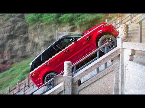 Xxx Mp4 Range Rover Sport 2018 Dragon Challenge – EXTREME CLIMB 3gp Sex