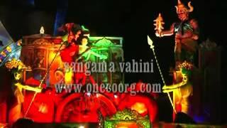 Kanchi Kamakshi  Madikeri Dasara Mantapa