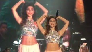 ميريام فارس تبهر الجمهور بوصلة رقص شرقي