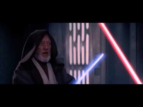 Xxx Mp4 Ben Kenobi Vs Anakin Skywalker But Everytime Their Lightsabers Clash 3gp Sex