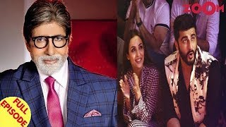 Amitabh Reacts Against Criticism | Malaika-Arjun To Make Their Relationship Official & More